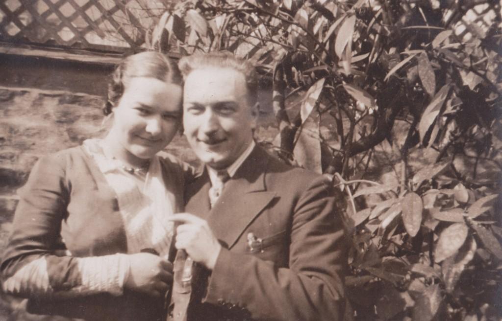 Regner et Jeanne 1932